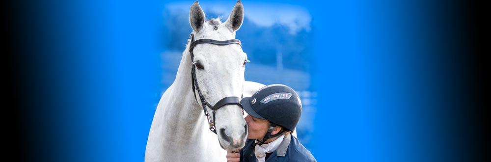 Ons doel is een ontspannen, kalm  en bedaard paard, elke dag