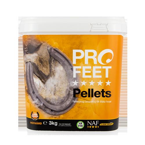 PROFEET pellets