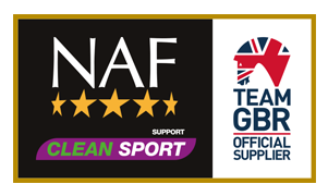 NAF Team GBR logo